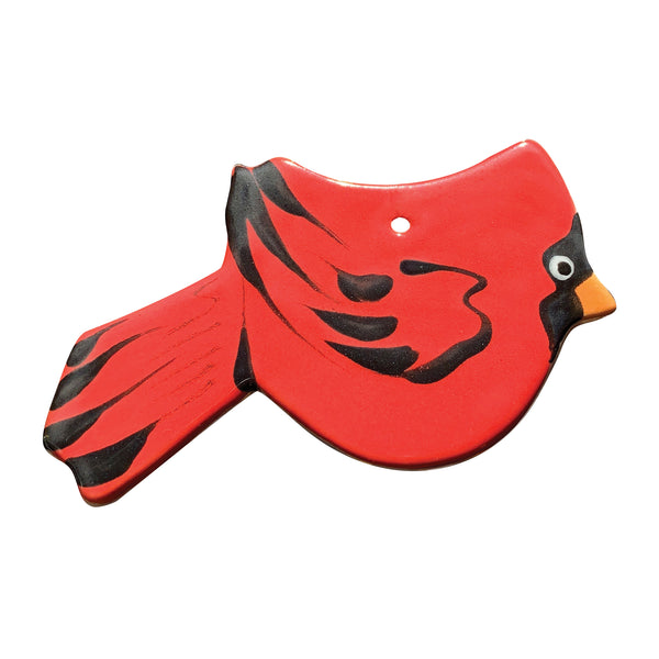 Haidi J. Haiss Cardinal Ornament