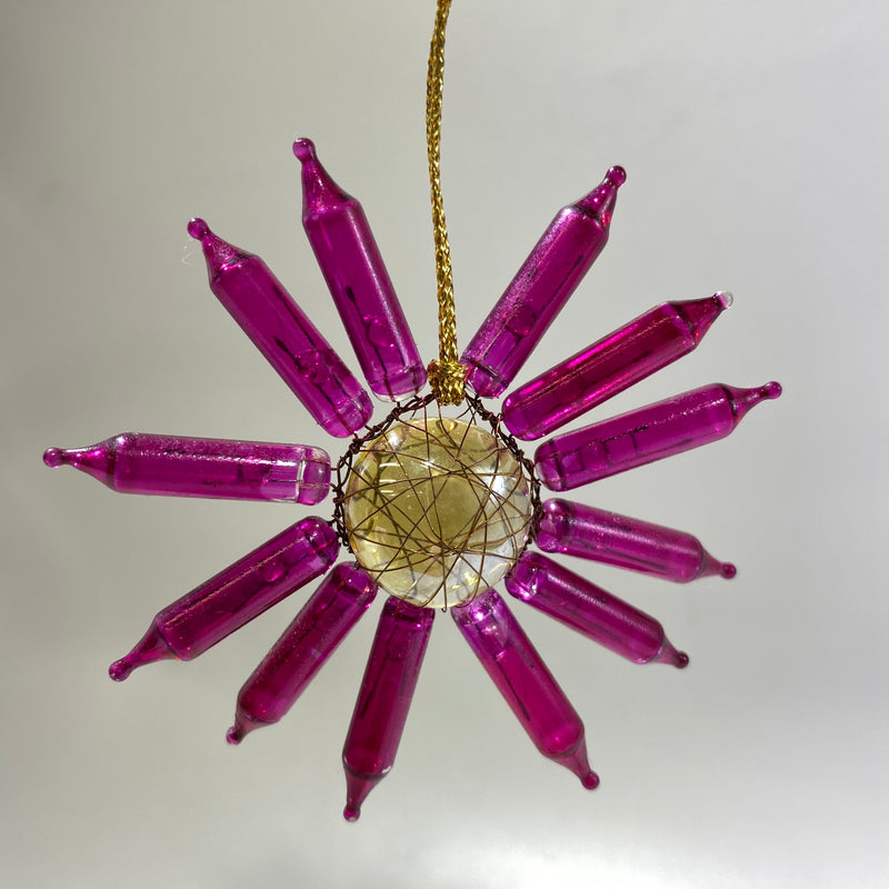 Flowers of Persephone Pyrethrum Ornament