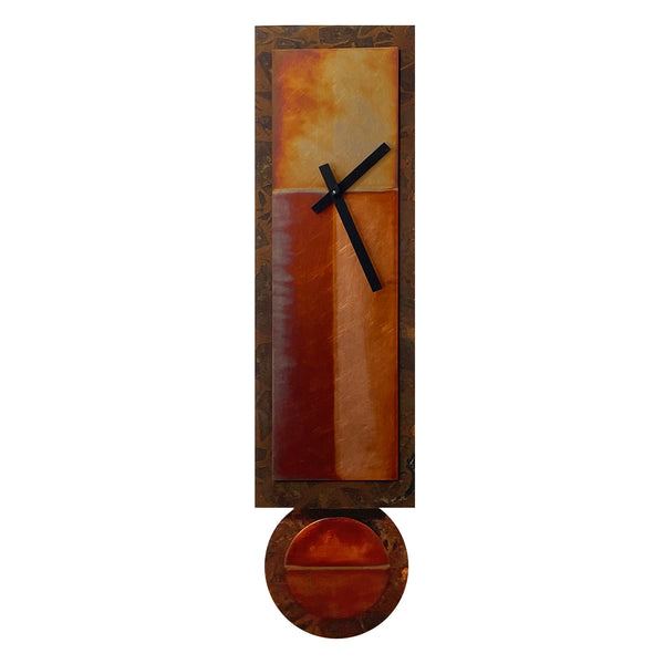 Ginger Pendulum Clock