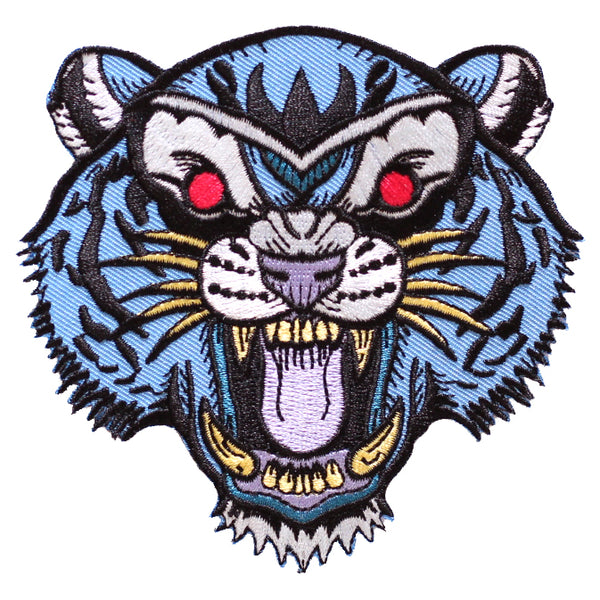 "Matt Miller ""Mystic Tiger"" Embroidered Patch"