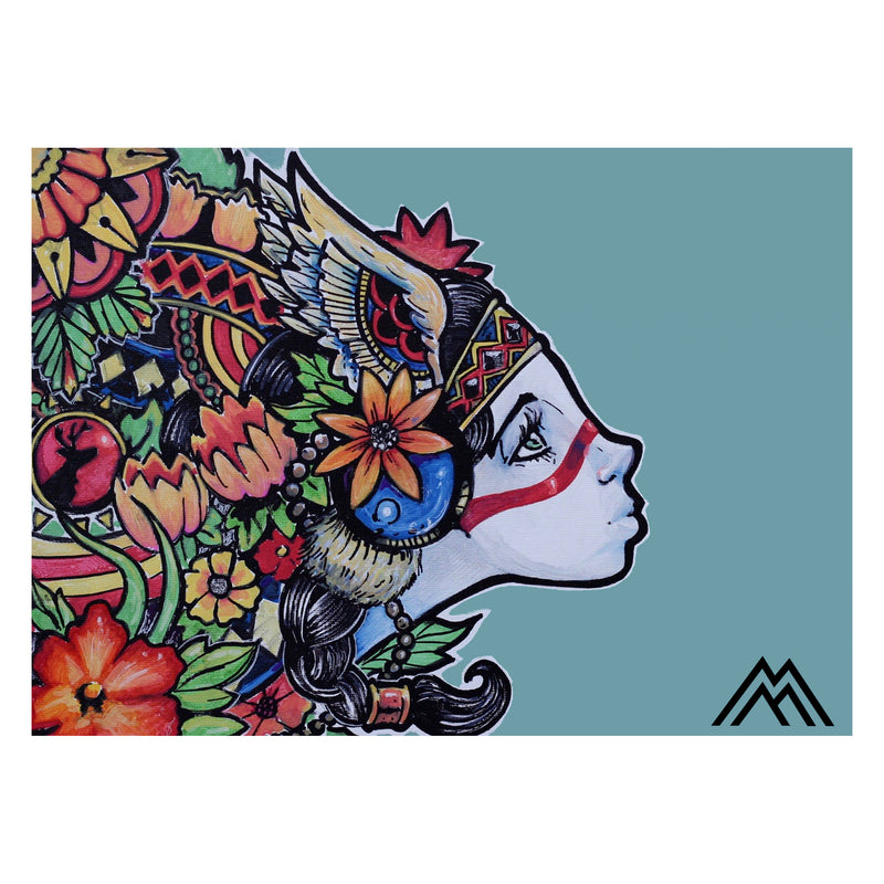 "Matt Miller ""Bloom"" Print"