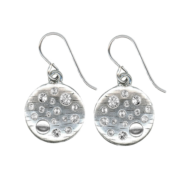 "Rook & Crow ""Tiddly"" Circle Earrings"