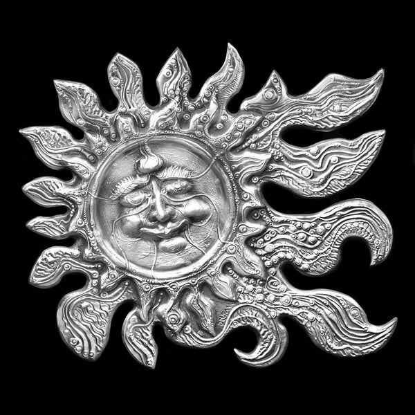 Don Drumm Sun Wall Hanging