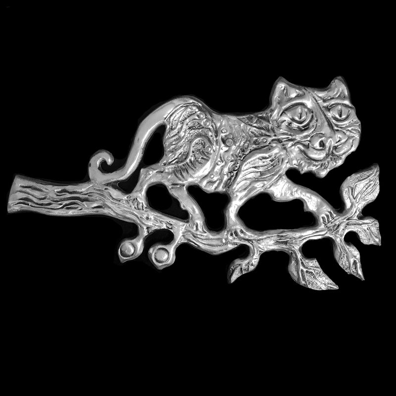 "NEW! Don Drumm ""Cat On A Branch"" Wall Hanging"