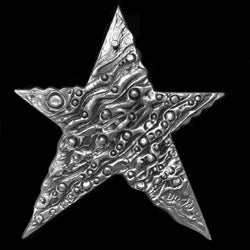 "Small Star Wall Hanging ""003"""