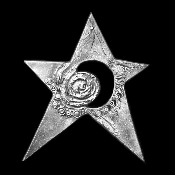 NEW! Don Drumm Aluminum Star #6