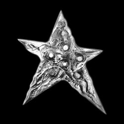 NEW! Don Drumm Aluminum Star #7