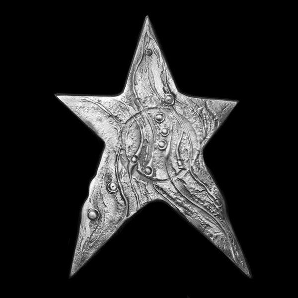 NEW! Don Drumm Aluminum Star #8