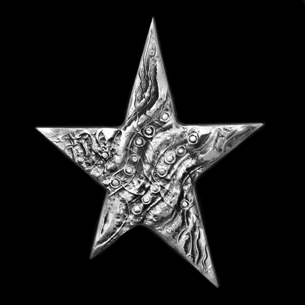 NEW! Don Drumm Aluminum Star #10