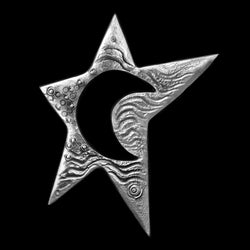 NEW! Don Drumm Aluminum Star #11