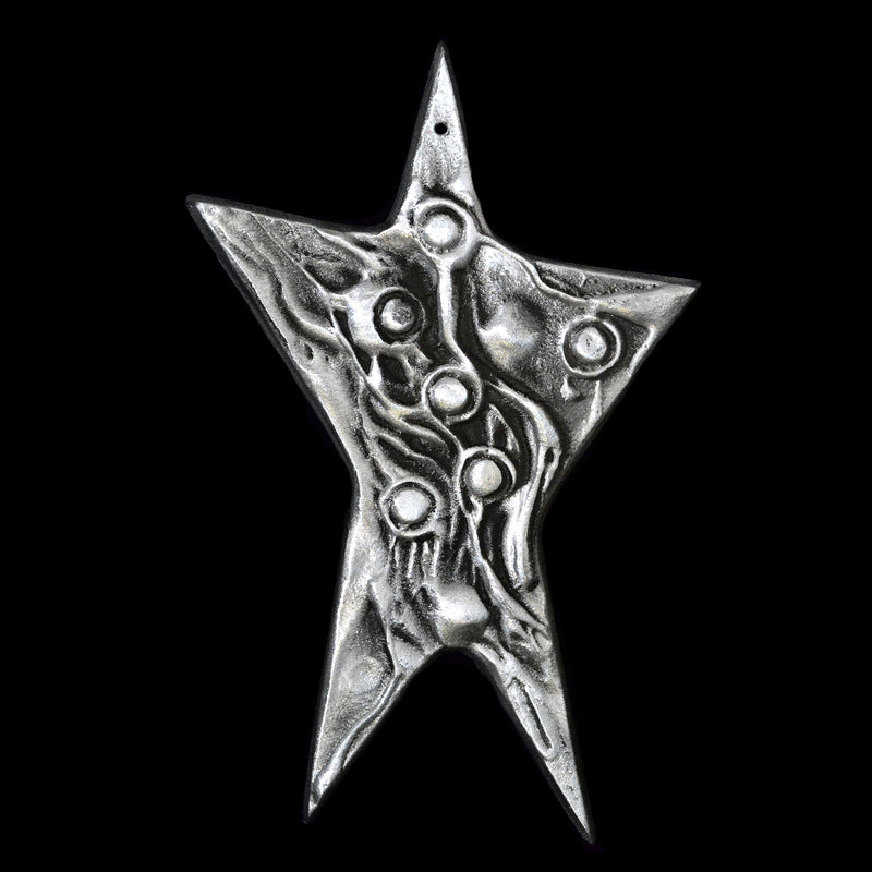 "NEW! Don Drumm Small Star Wall Hanging ""013D"""