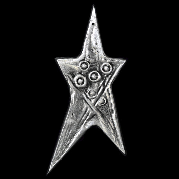 "NEW! Don Drumm Small Star Wall Hanging ""013E"""