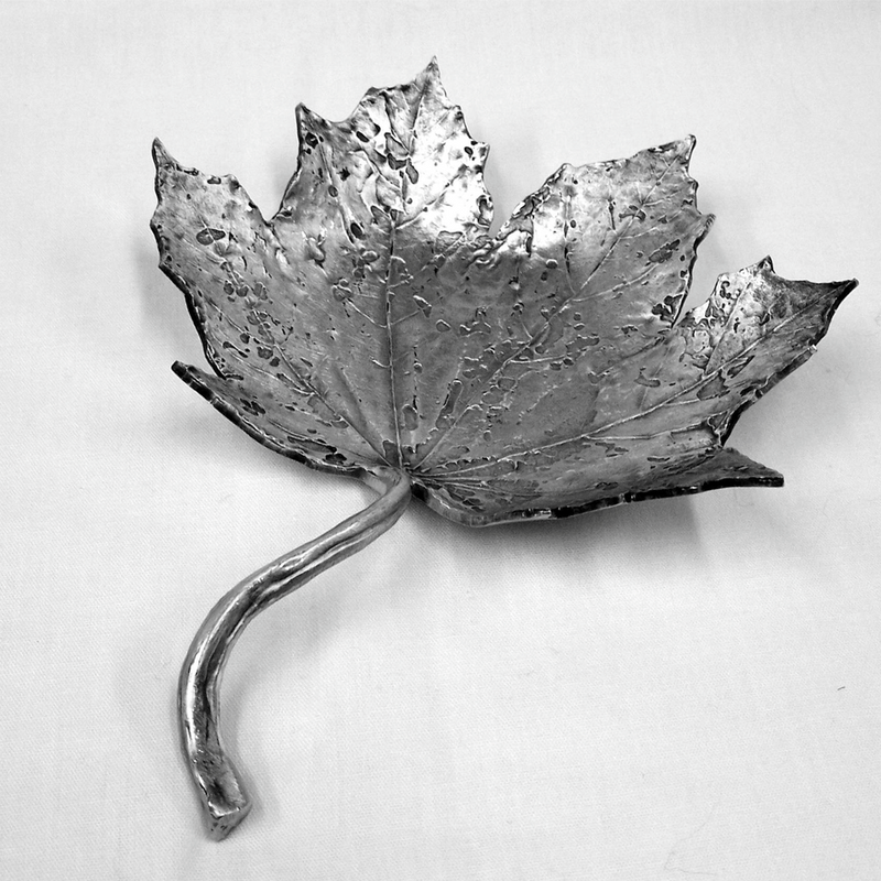 Maple Leaf Dish, Large