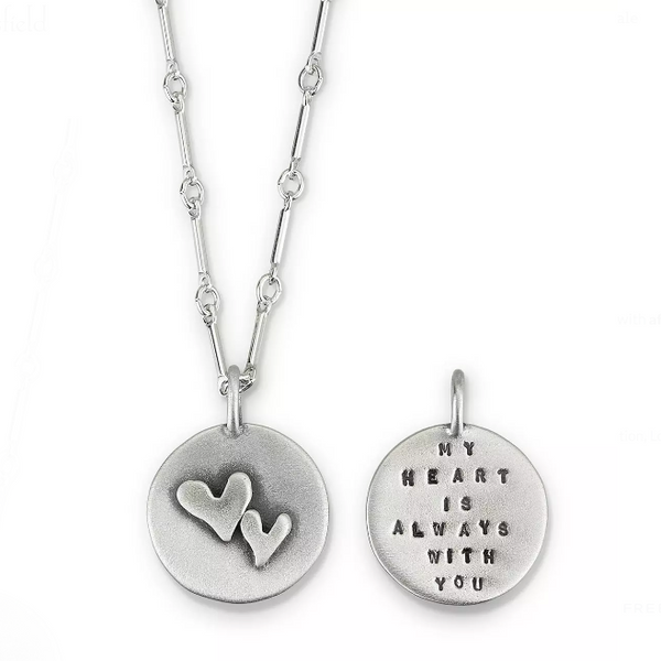 Kathy Bransfield My Heart Necklace