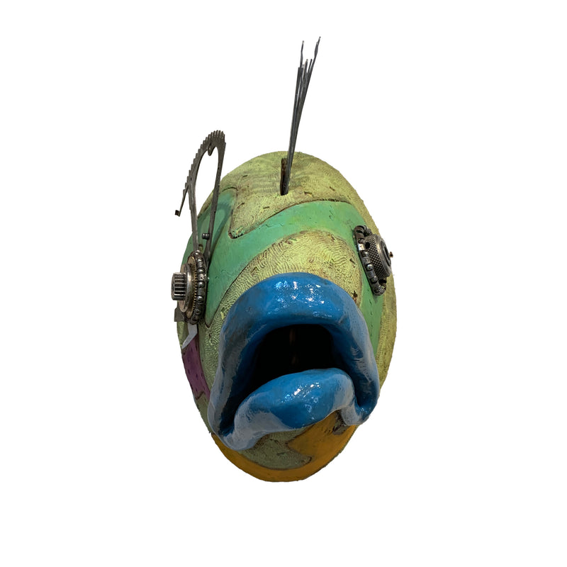 "Maypeep Studio ""Mojo"" Fish Wall Hanging"