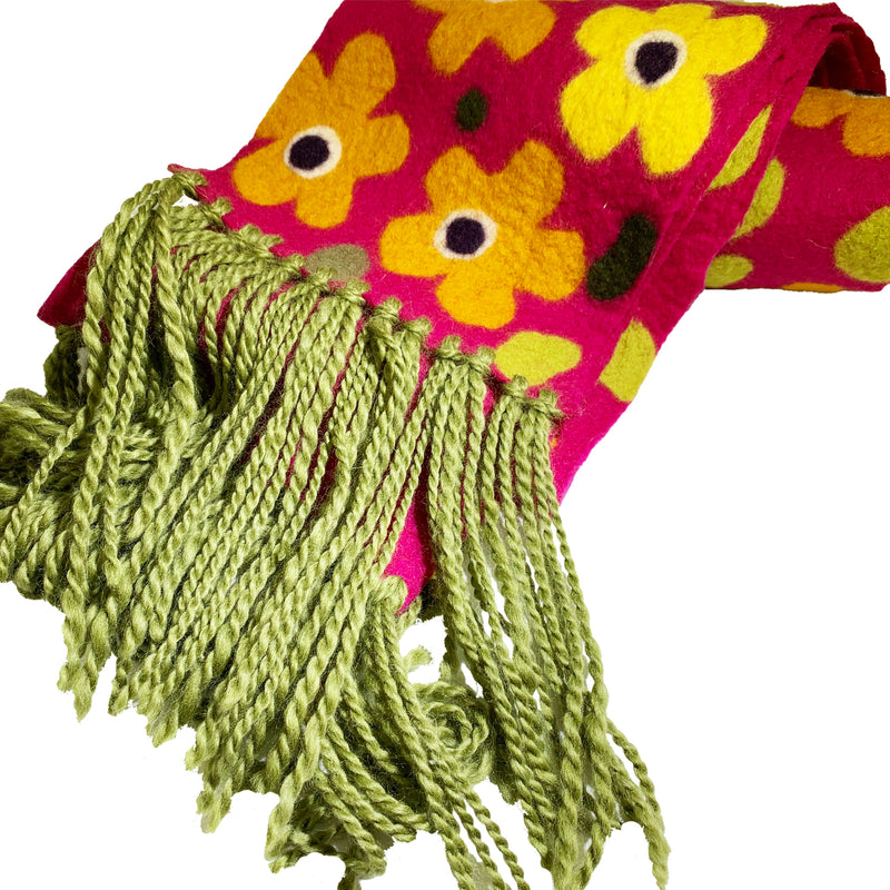 "Kathy Savage Hubbard ""Bettina"" Scarf"