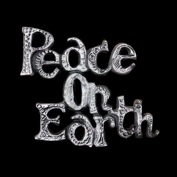 "NEW! ""Peace on Earth"" Wall Hanging"