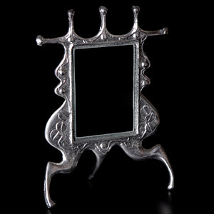Don Drumm Jewelry Stand Mirror