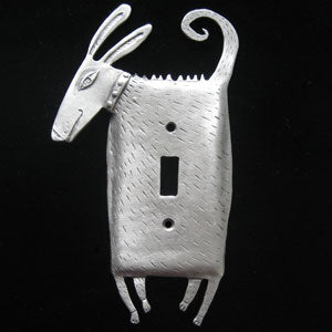 Leandra Drumm Doggie Switchplate