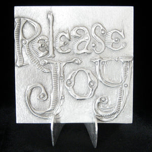 "Don Drumm ""Release Joy"" Tile"