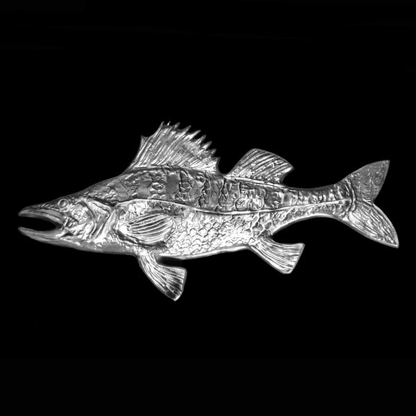 Walleye Fish Wall Hanging