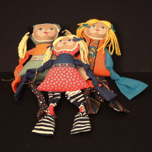 Lisa Drumm Knotty Toddler Doll