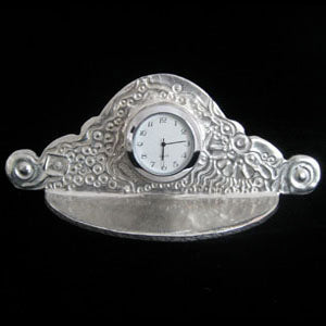 Don Drumm Baroque Desk Clock