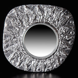 Don Drumm Abstract Flare Mirror