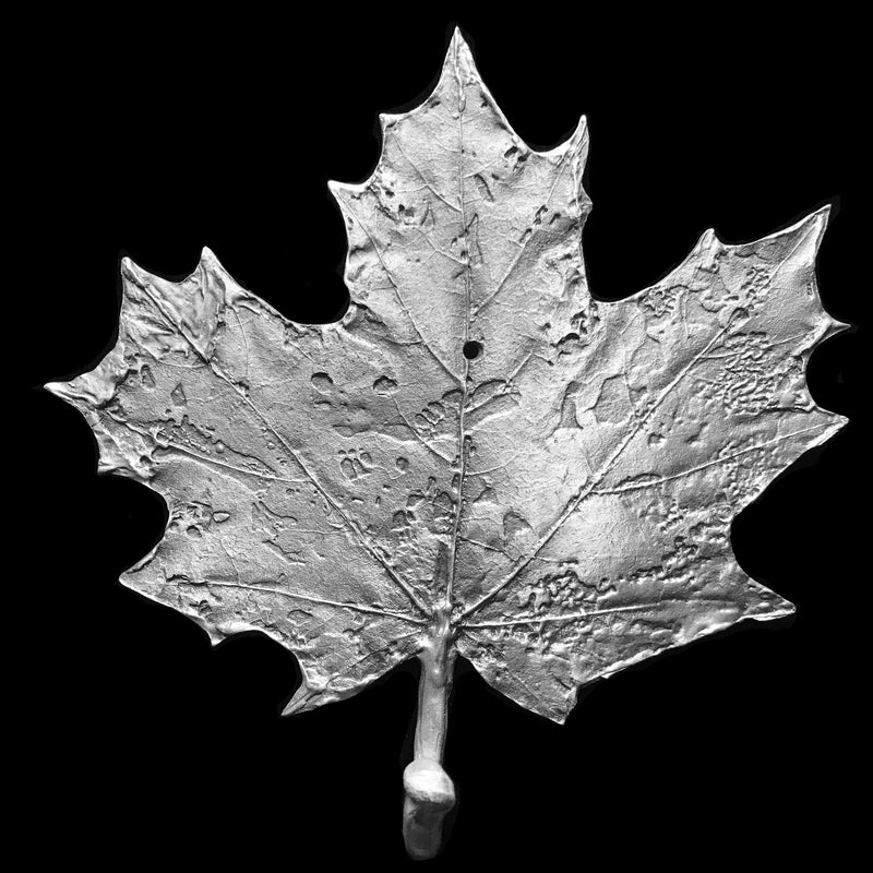 Large Don Drumm Maple Leaf Hook