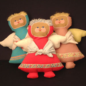 Lisa Drumm Knotty Angel Doll