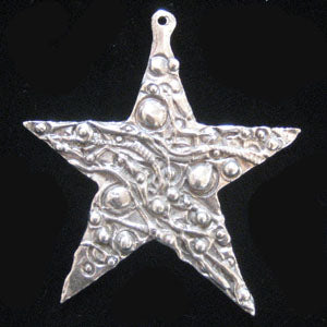 Don Drumm Star Ornament