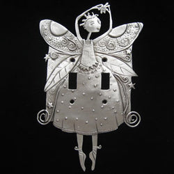 Leandra Drumm Dancing Fairy Switchplate