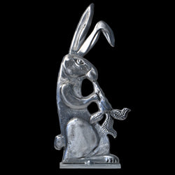 Don Drumm Bunny Rabbit On Base