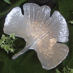 Don Drumm Small Ginkgo Leaf Dish