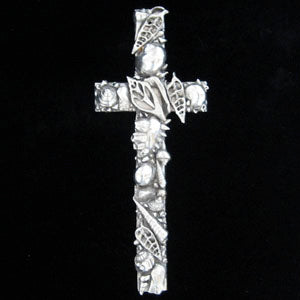 Don Drumm Large Shell Cross