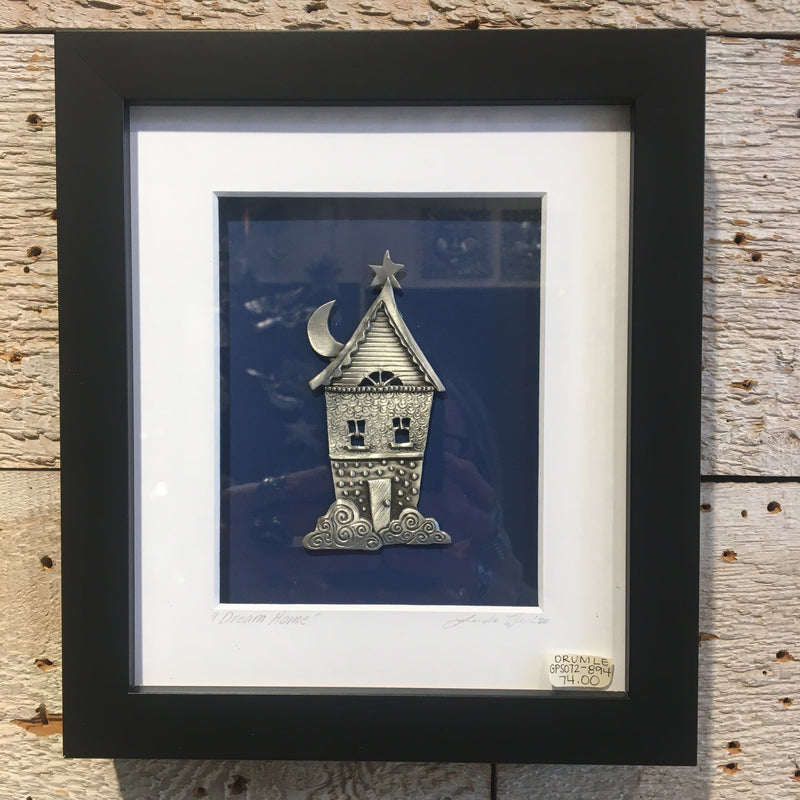"Leandra Drumm ""Dream Home"" Framed Wall Hanging"