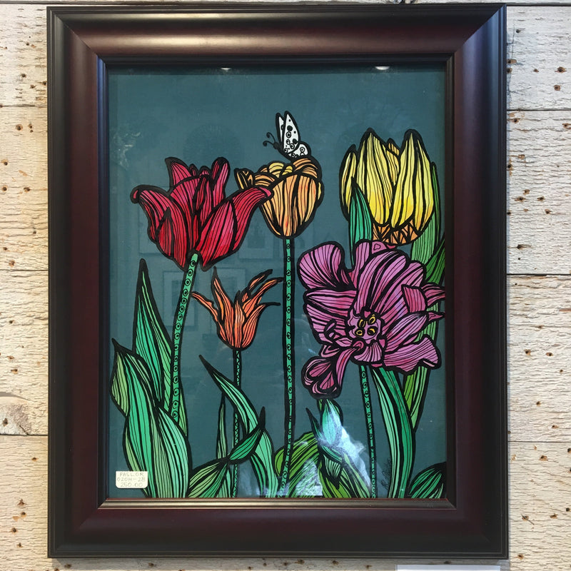 "Lori Pastor - ""Colorful Tulips II"""