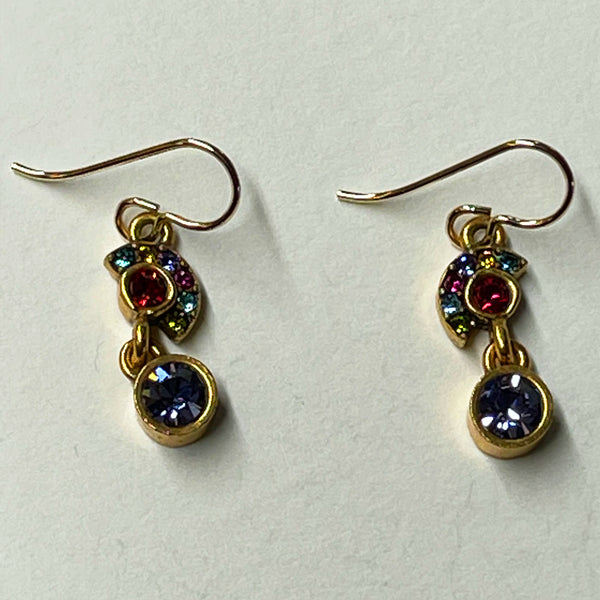 "Patricia Locke ""Lana"" Earrings in ""Fling"""
