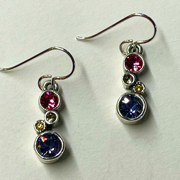 "Patricia Locke ""Cassie"" Earrings in ""Prosecco"""