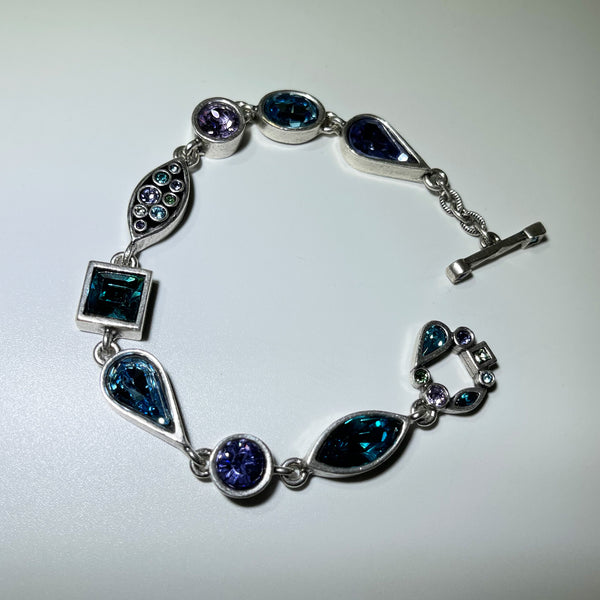 "Patricia Locke ""Couture"" Bracelet in ""Water Lily"""