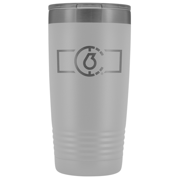 Icon 20 oz Tumblers - The 6th Clothing Co.