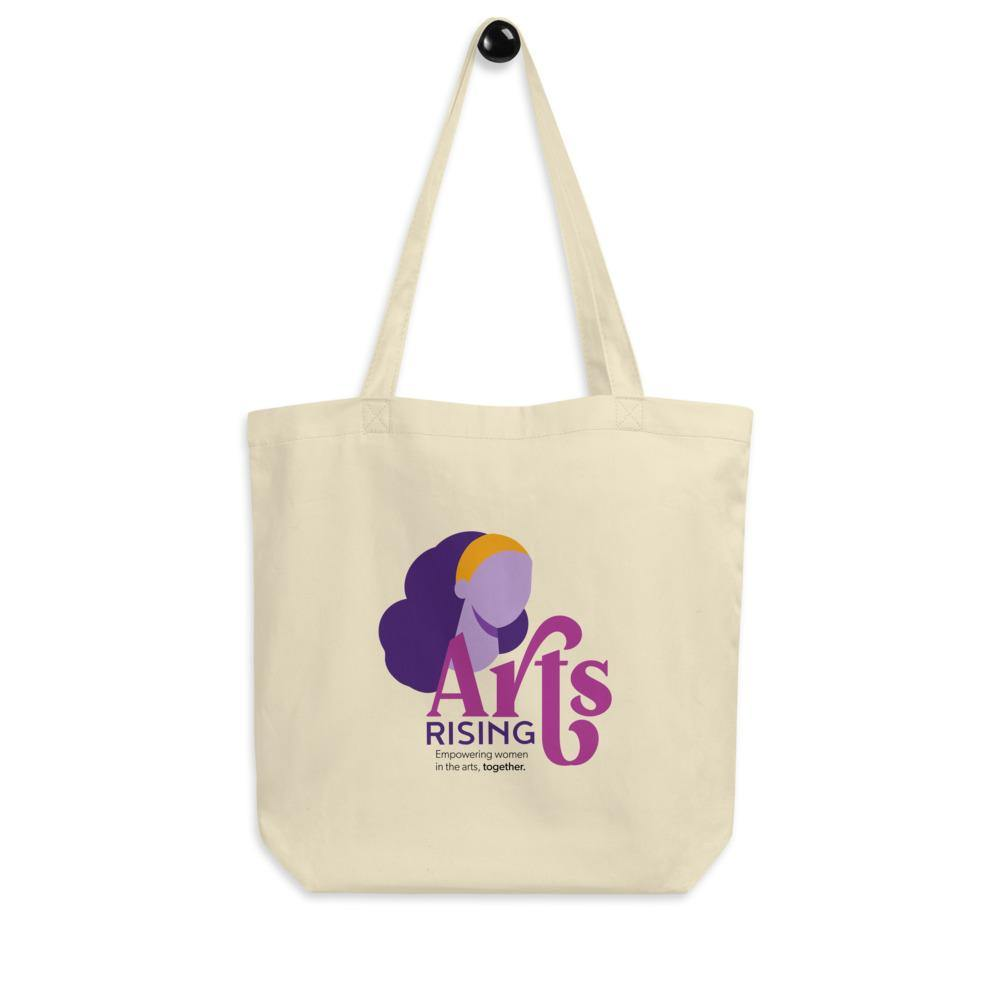 Arts Rising Eco Tote Bag - The 6th Clothing Co.