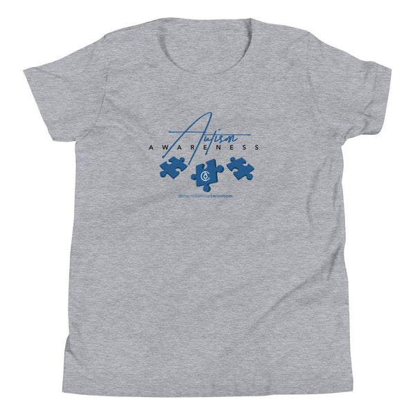 Developmental Pathways Autism Awareness Unisex Youth T-Shirt