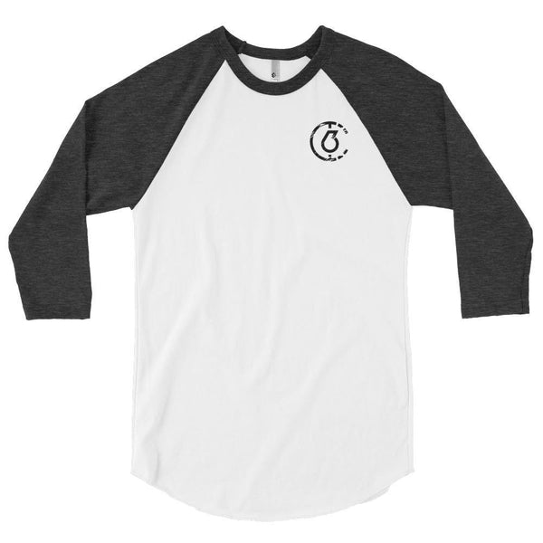 Icon Mens 3/4 Sleeve Raglan