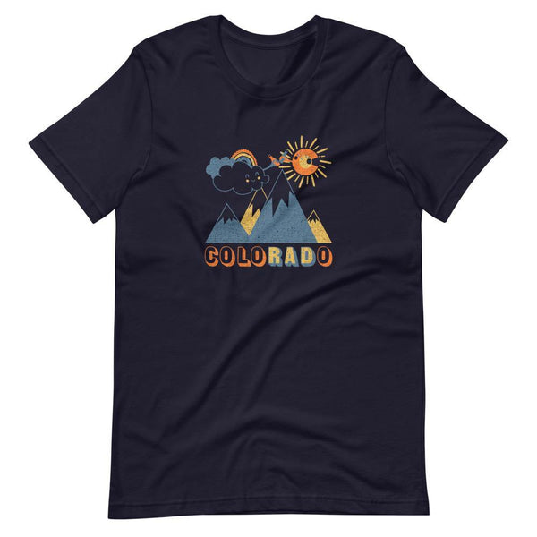ColorRADo Unisex Tee - The 6th Clothing Co.