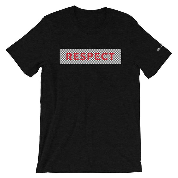 Respect Team - RESPECT Unisex T-Shirt - The 6th Clothing Co.