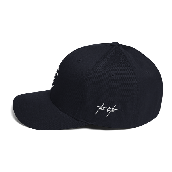 Icon 6th Script Flexfit Cap