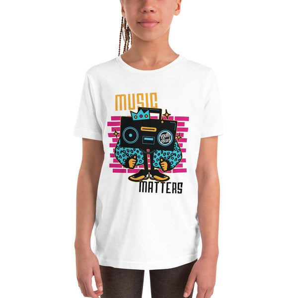 Youth on Record 2020 Music Matters Youth Tee