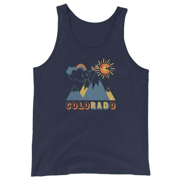 ColoRADo Unisex Tank Top