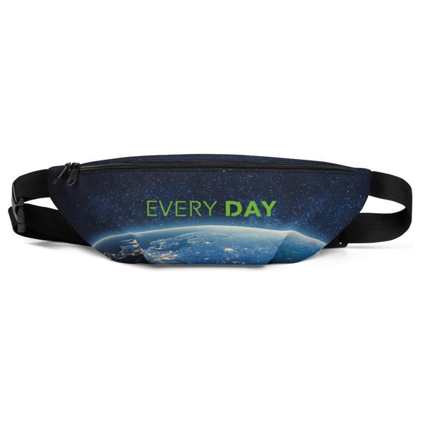 Earth Day Every Day Fanny Pack - The 6th Clothing Co.